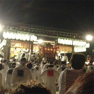 還幸祭@八坂神社