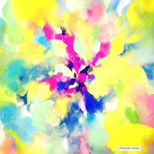 セミオーダー色彩画の受注会、終了いたしました。