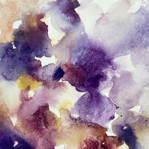 色彩画/私を受容する色