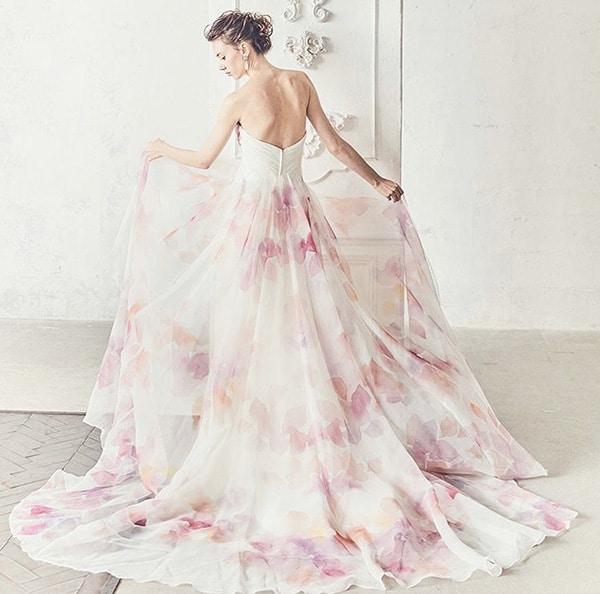"Color design/Color dress""Temperature of the flower"""